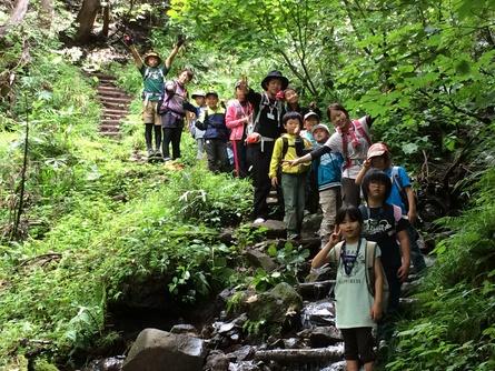 キャンプ3日目!(ご来光登山)_f0101226_0581870.jpg