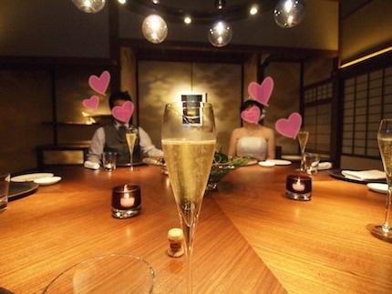 '14姫の会 in 京都〜La Locanda(ラ・ロカンダ)でディナー_f0054859_11555038.jpg