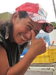 ダイビングにおける女性の適性度。_b0141773_17525755.jpg