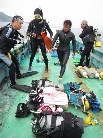 ダイビングにおける女性の適性度。_b0141773_18131283.jpg