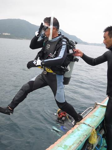 ダイビングにおける女性の適性度。_b0141773_18132190.jpg