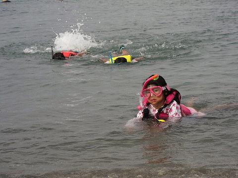 ダイビングにおける女性の適性度。_b0141773_1871514.jpg