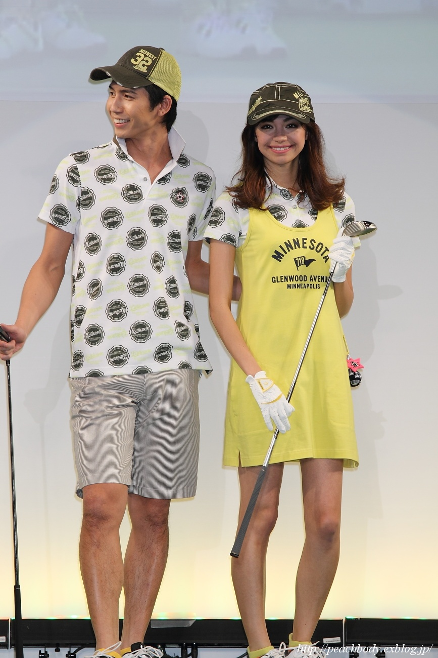 EVEN & RAKUEN GOLF Style Collection 2014(STAGE 3) その29_c0215885_0343075.jpg