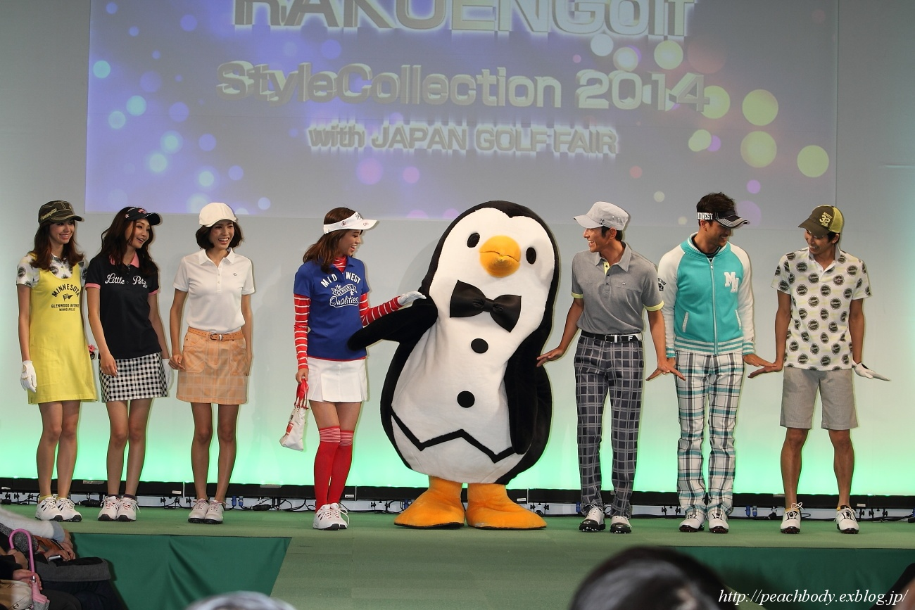 EVEN & RAKUEN GOLF Style Collection 2014(STAGE 3) その30_c0215885_20574047.jpg