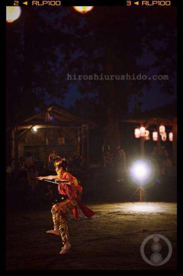 五戸町伝統の踊り_c0229485_1632281.jpg