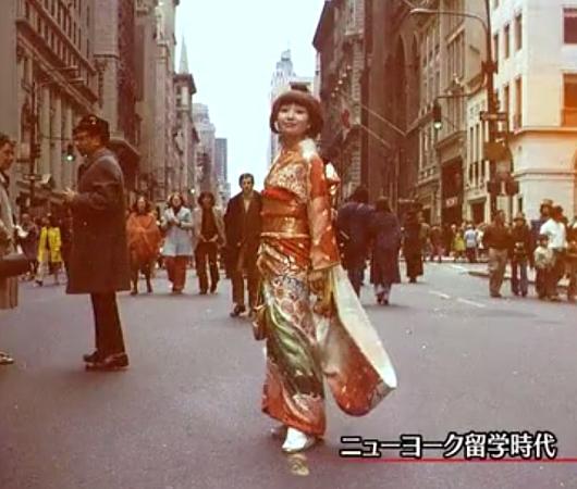 ニューヨーク留学時代の黒柳徹子さん_b0007805_20511852.jpg