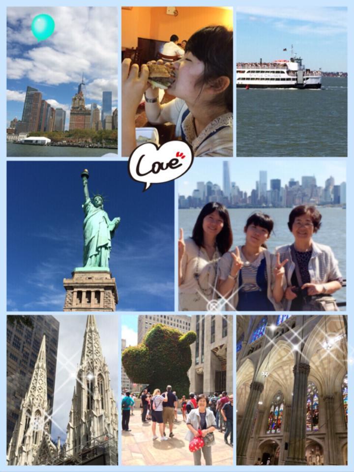 NYC2日目_a0157409_08462318.jpg