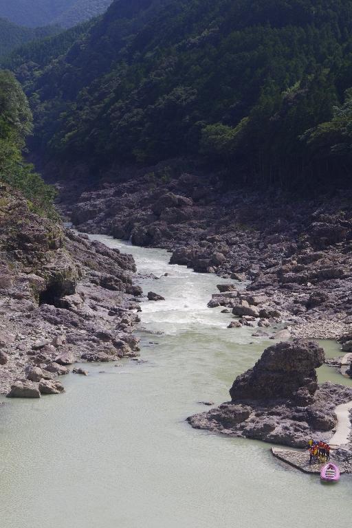 ビオビオⅡで北山川(音乗~小松)_c0113733_004366.jpg