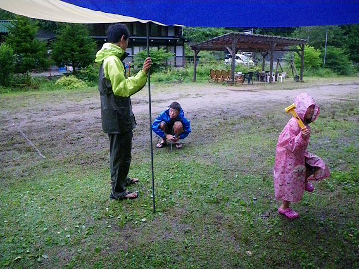 気圧の谷でのキャンプは忙しい (1日目)_c0120834_07235725.jpg