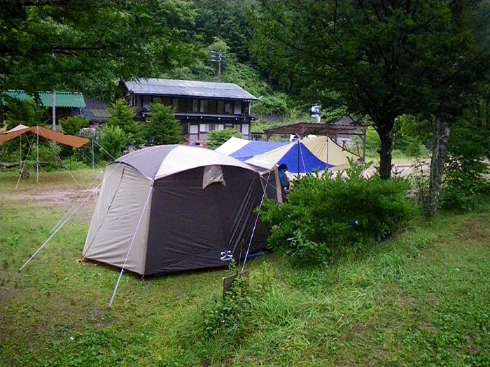 気圧の谷でのキャンプは忙しい (1日目)_c0120834_07240492.jpg