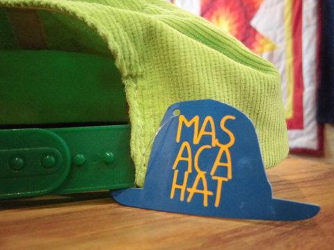 MASACA HAT!_e0169535_1863631.jpg