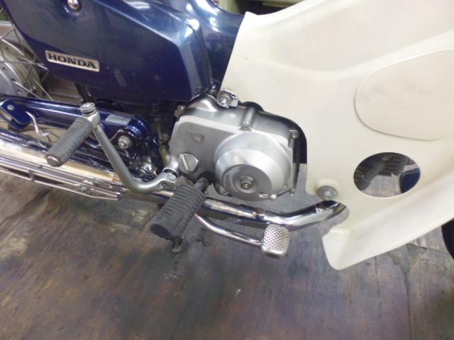 C90 キック修理_e0114857_20234426.jpg