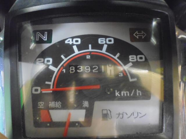 C90 キック修理_e0114857_20285257.jpg