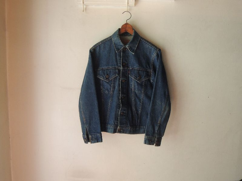 70S80S DENIM JACKET LEVIS 70505-0217 SMALL-e--RECOMMEND--_c0176867_15472219.jpg