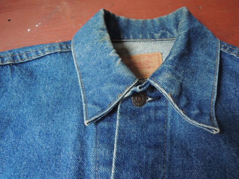 70S80S DENIM JACKET LEVIS 70505-0217 SMALL-e--RECOMMEND--_c0176867_1548862.jpg