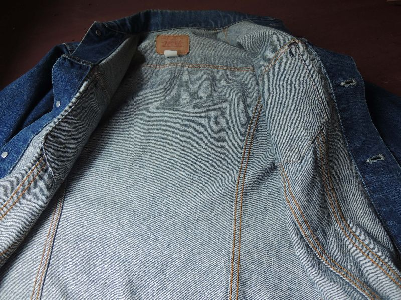 70S80S DENIM JACKET LEVIS 70505-0217 SMALL-e--RECOMMEND--_c0176867_15492311.jpg