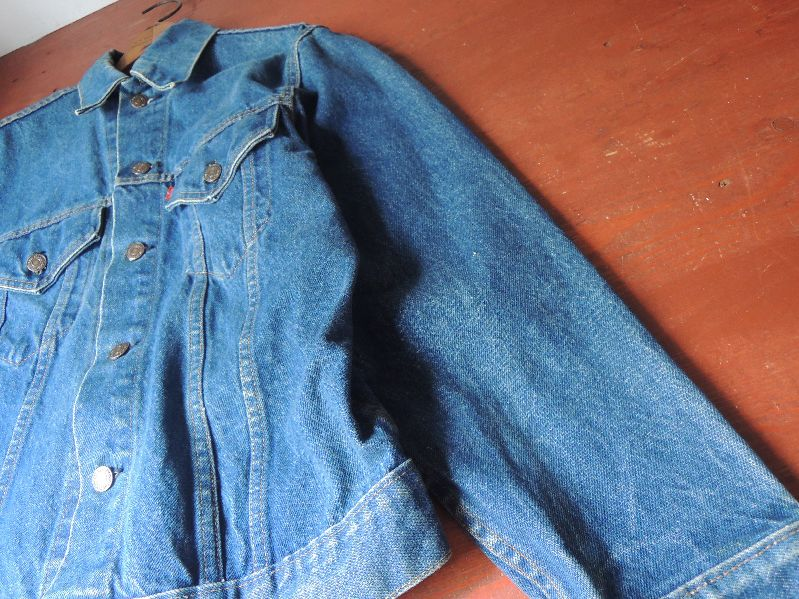 70S80S DENIM JACKET LEVIS 70505-0217 SMALL-e--RECOMMEND--_c0176867_15495917.jpg