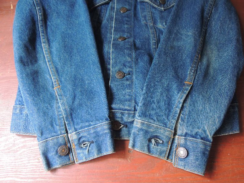 70S80S DENIM JACKET LEVIS 70505-0217 SMALL-e--RECOMMEND--_c0176867_1549818.jpg
