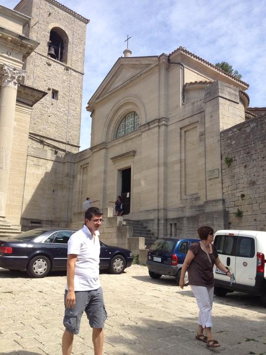 サン・マリーノ共和国後編1:聖マリーノ_a0136671_23455963.jpg