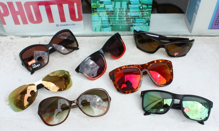 「Sunglasses for outdoor」_f0208675_15414613.jpg