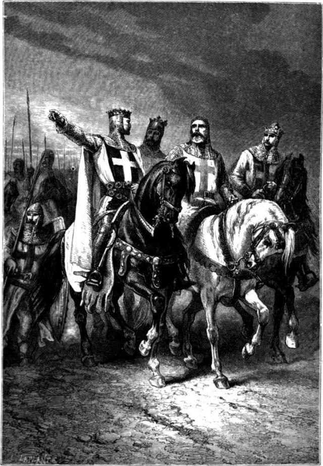 1099耶路撒冷大屠殺-聖墓守護者 戈弗雷_e0040579_16114550.jpg