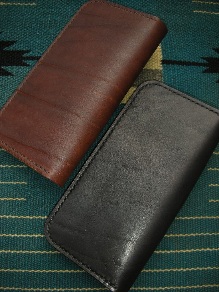 RAWHIDE Trucker Wallet used sample_c0187684_1811597.jpg