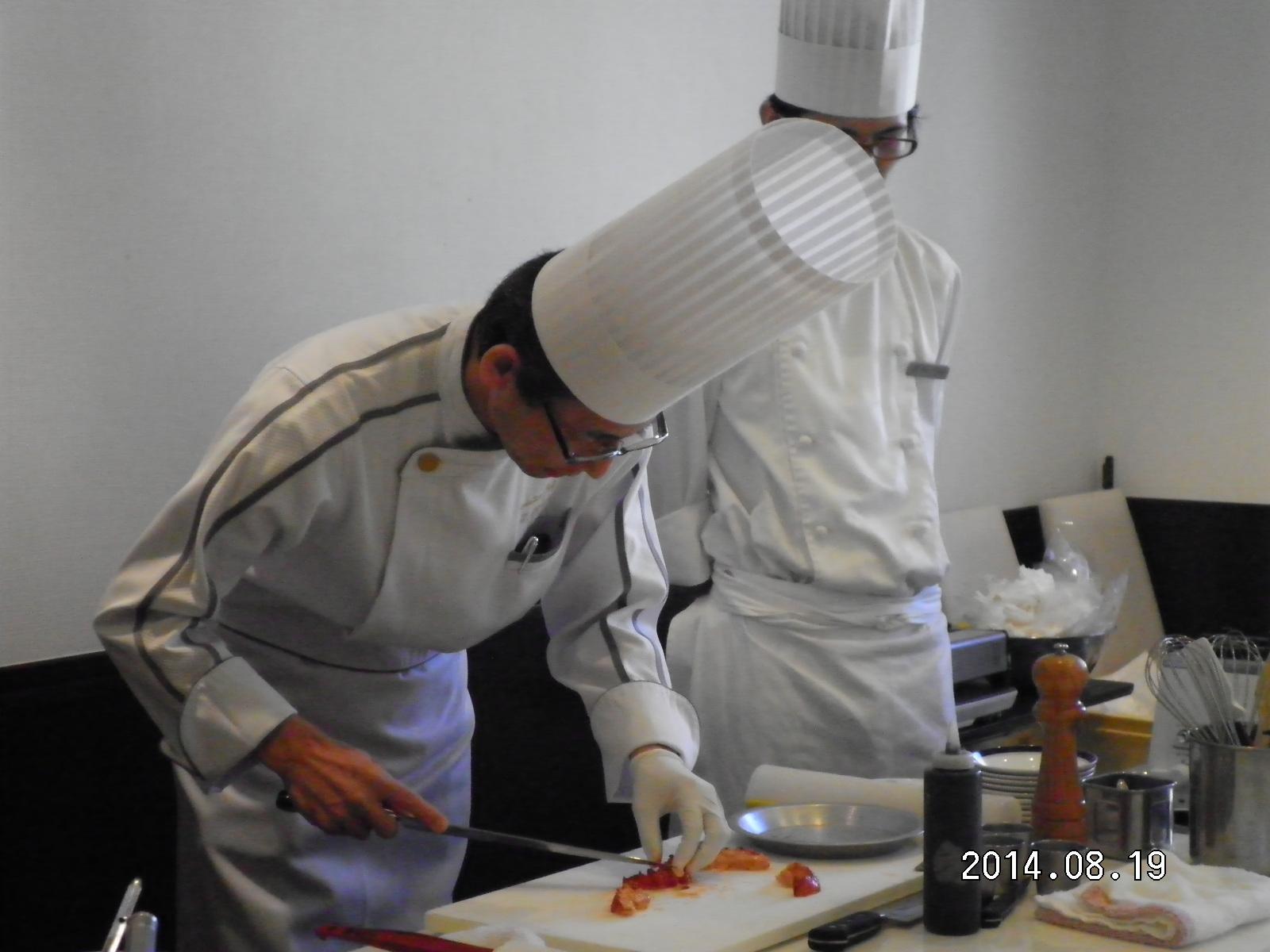 第43回お料理教室_e0190287_18113221.jpg