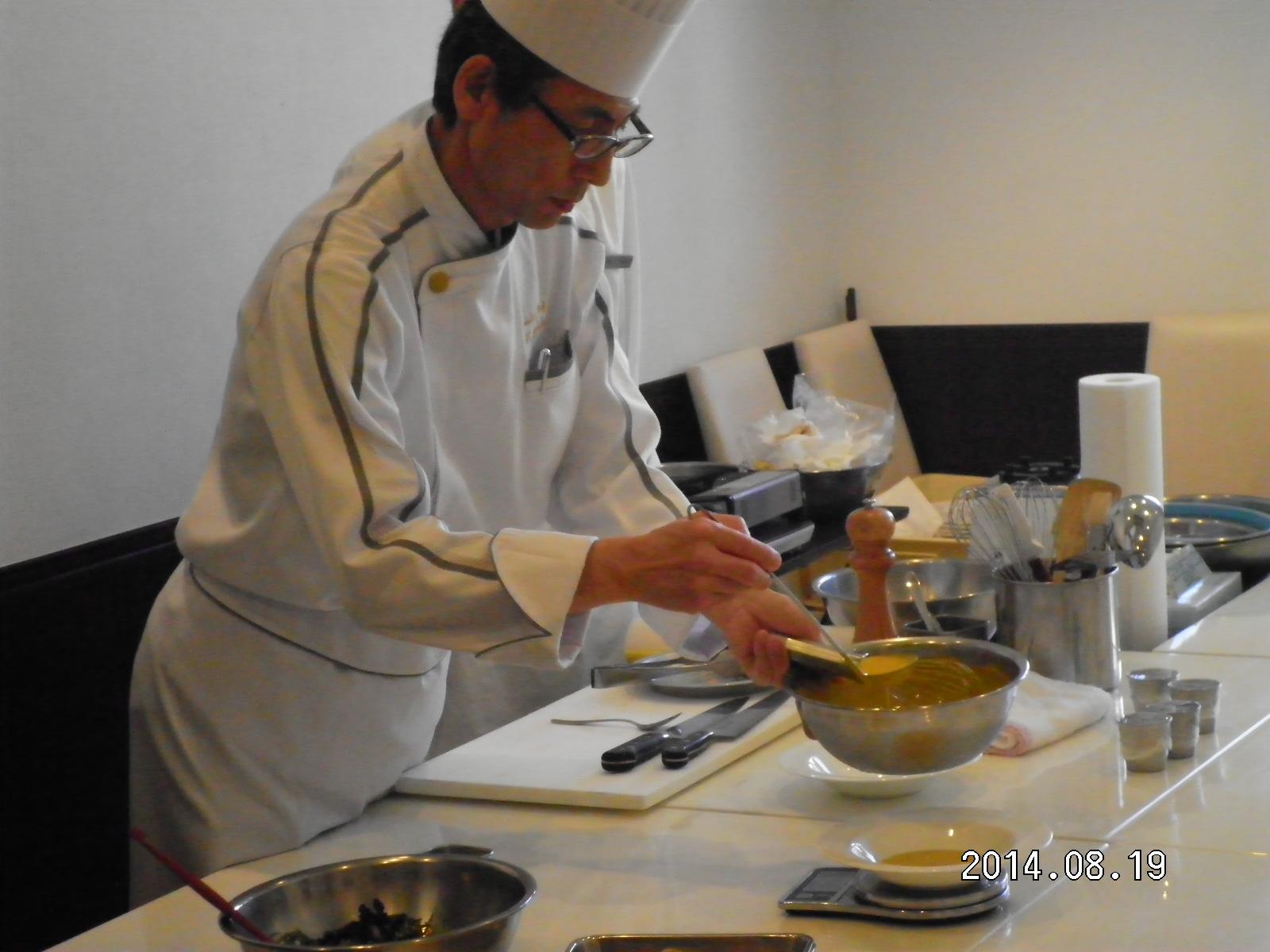 第43回お料理教室_e0190287_187434.jpg