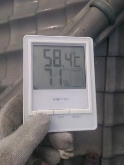 埼玉県の上尾市で棟漆喰_c0223192_20431733.jpg