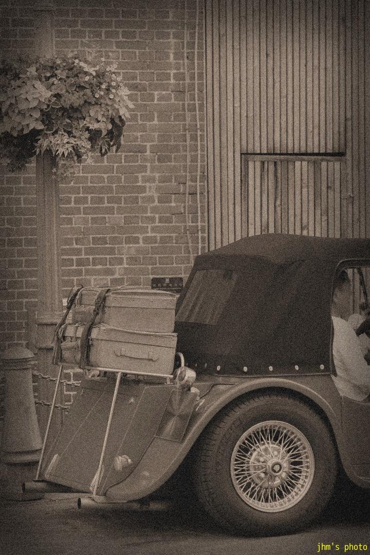 ベイエリアのクラシックカー_a0158797_054139.jpg