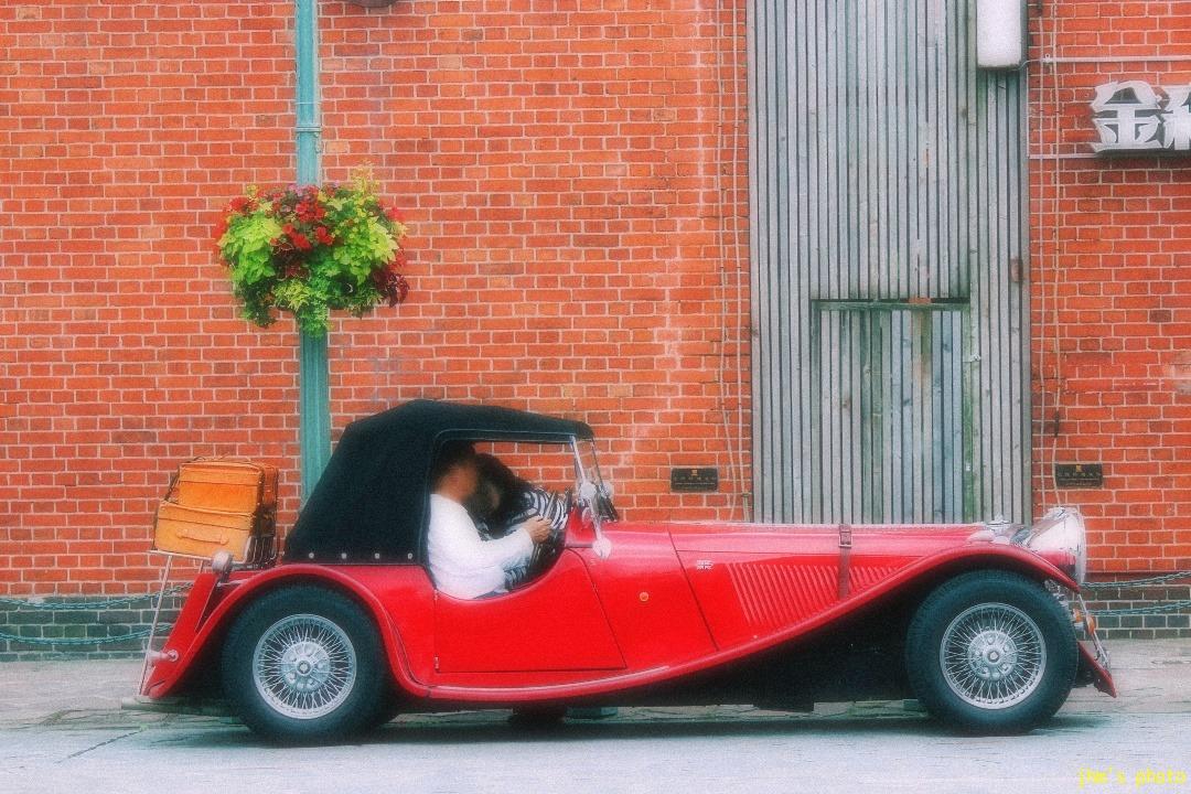 ベイエリアのクラシックカー_a0158797_0573781.jpg
