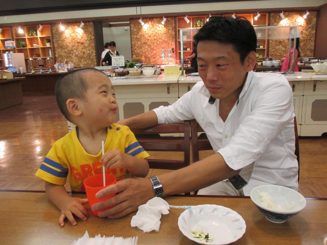 8月22日(金)・・26年度・お盆・家族旅行①_f0202703_2234945.jpg