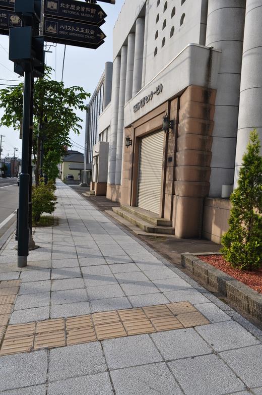 函館末広町の旧百十三銀行本店(建築家・関根要太郎函館作品再訪、その4)_f0142606_21191277.jpg