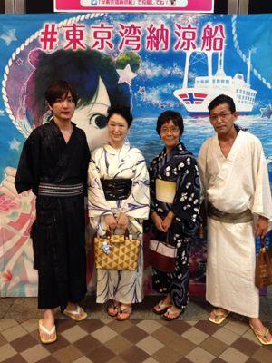 東京湾納涼船でした_f0140343_19132451.jpg