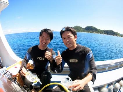 ウミガメに会えました☆_a0156273_1837182.jpg