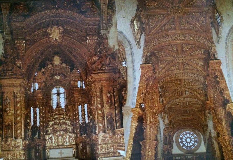 ポルトガル20サン・フランシスコ教会_e0233674_21164614.jpg