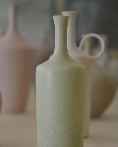 和田麻美子作陶の花器が入荷しました。_b0141685_13313836.jpg