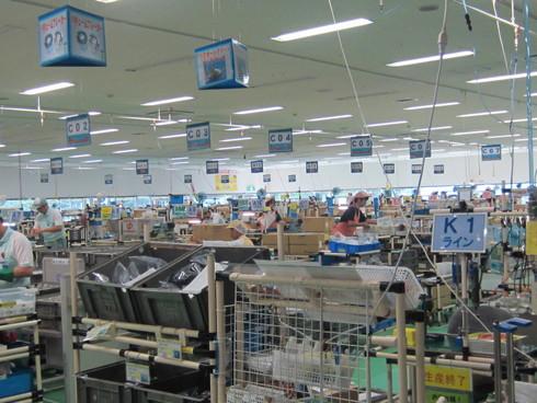 TOTO九州工場見学に行ってきました!_e0190287_2304724.jpg