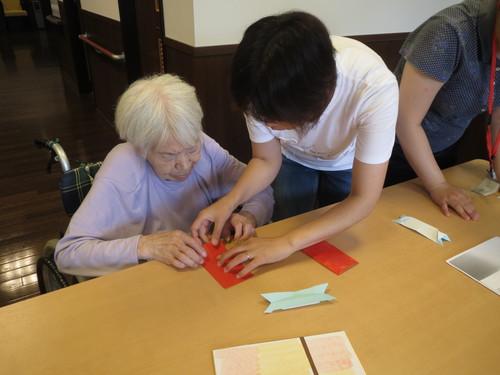 折り紙教室_a0158095_15423285.jpg