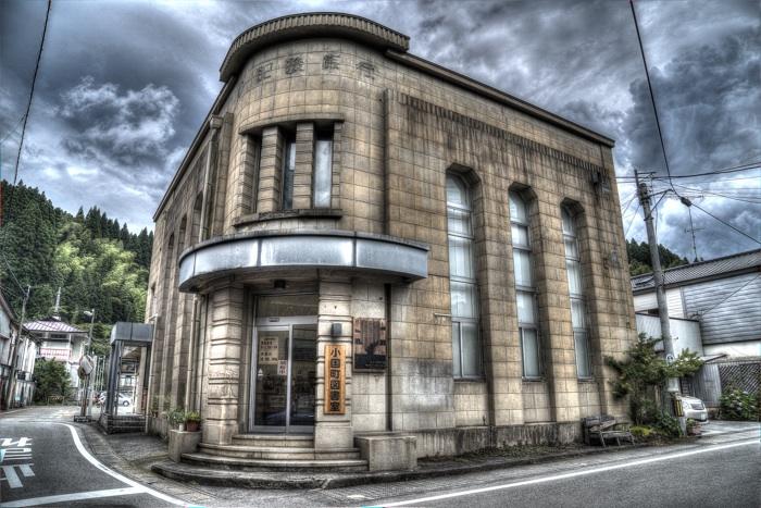 旧肥後銀行跡(小国町図書館)_e0135098_621316.jpg