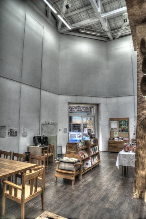 旧肥後銀行跡(小国町図書館)_e0135098_623496.jpg