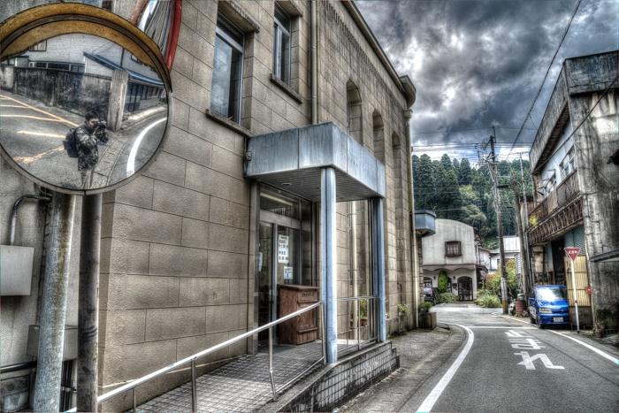 旧肥後銀行跡(小国町図書館)_e0135098_6242321.jpg
