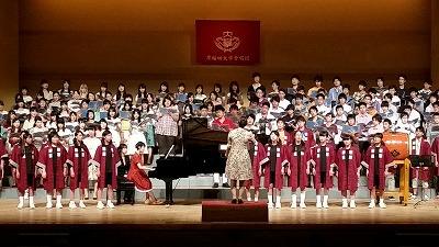 早稲田大学合唱団が来た!_d0050503_23592552.jpg