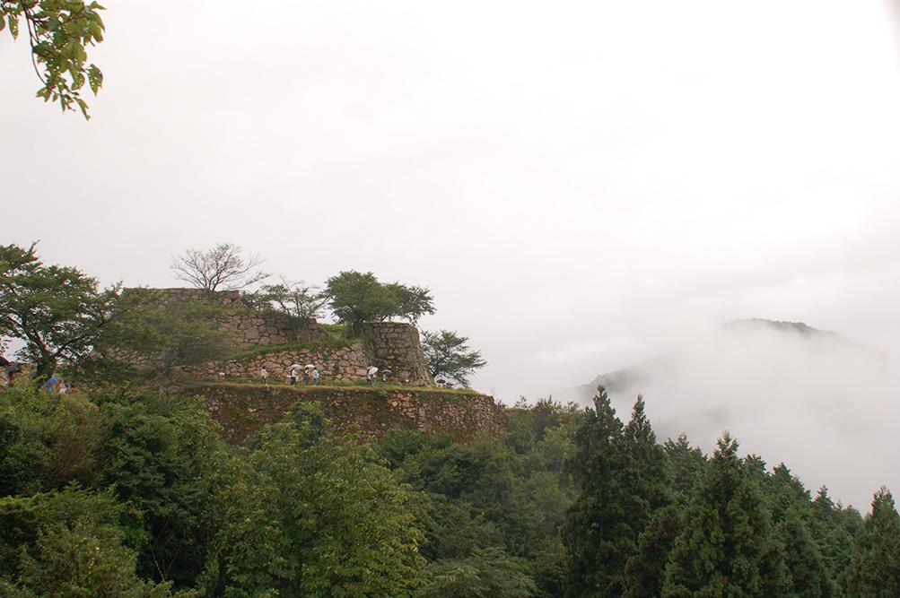 雨の但馬路紀行 その2 「日本のマチュピチュ・竹田城跡」_e0158128_0232622.jpg