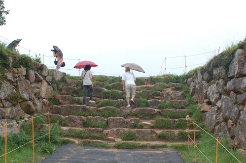 雨の但馬路紀行 その2 「日本のマチュピチュ・竹田城跡」_e0158128_0293969.jpg