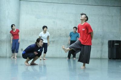 神楽坂ダンス学校夏校のプレゼンを前に猛特訓_d0178431_18463524.jpg