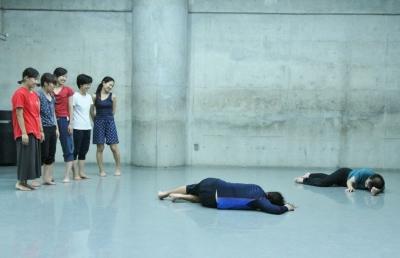 神楽坂ダンス学校夏校のプレゼンを前に猛特訓_d0178431_18470392.jpg