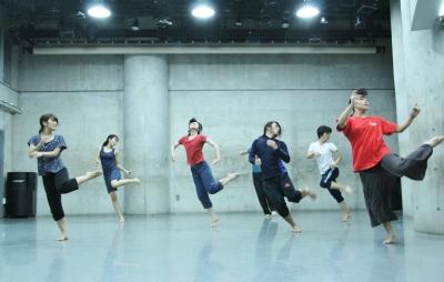 神楽坂ダンス学校夏校のプレゼンを前に猛特訓_d0178431_18473044.jpg