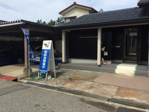 「中庭+アトリエがある家」@内灘_b0112351_14485523.jpg