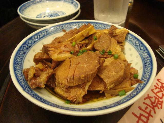 台場「香港麺 新記」へ行く。_f0232060_1355163.jpg